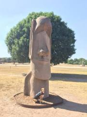 Easter Island Head at Stonehenge II