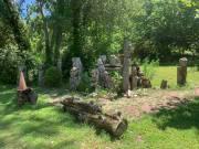 Truckhenge Carvings
