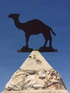 Hi Jolly Monument Camel