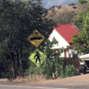 Funny Signs in Madrid, NM