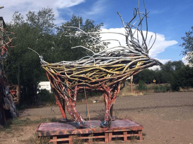 Studio 3115 Sculpture