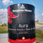 The World's Largest Paint Can