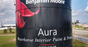 World's Largest Paint Can