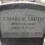Charlie Smith  ~ America's Oldest Man