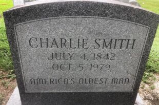 Charlie Smith - America's Oldest Man