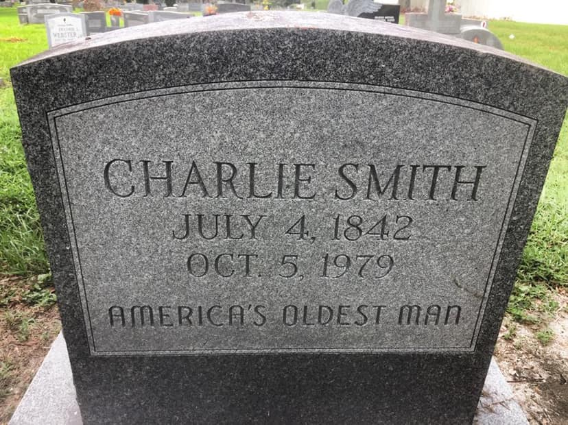 Charlie Smith - America's Oldest Man