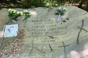 Patsy Cline Memorial Crash Site