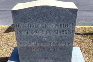 Smallest City Block in the World