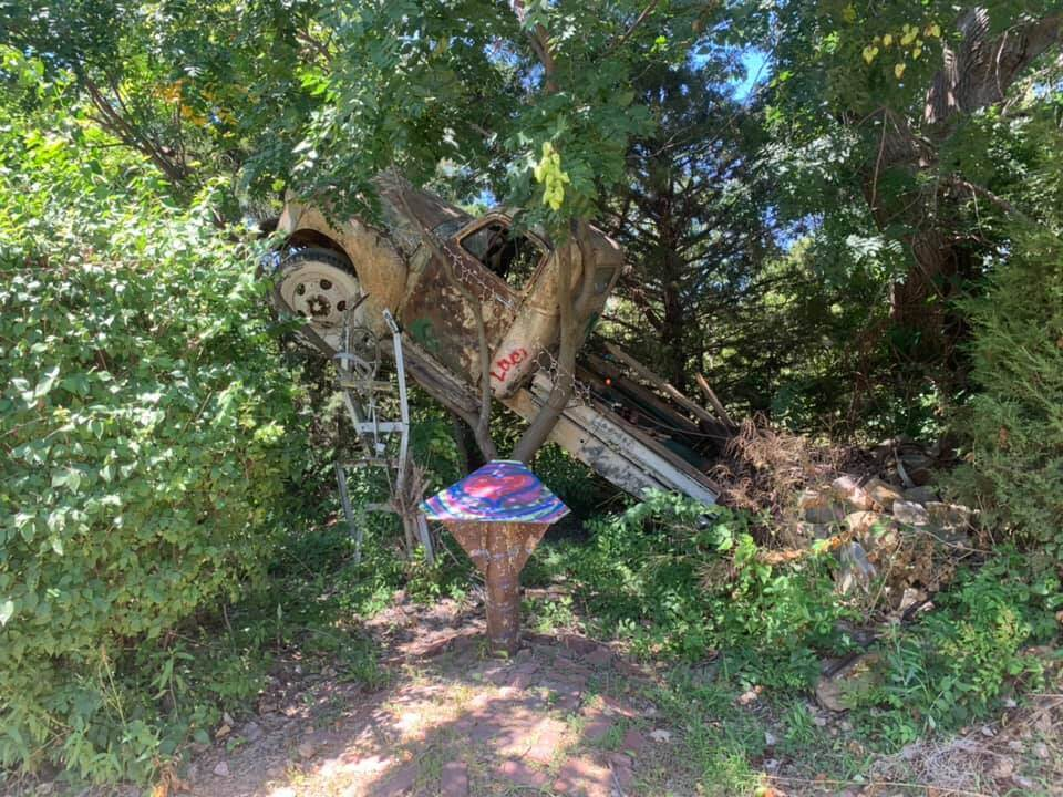 Truckhenge at Lessman Farm