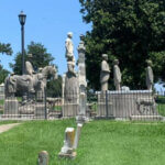 The Wooldridge Monuments