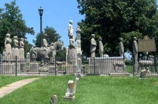 Wooldridge Monuments