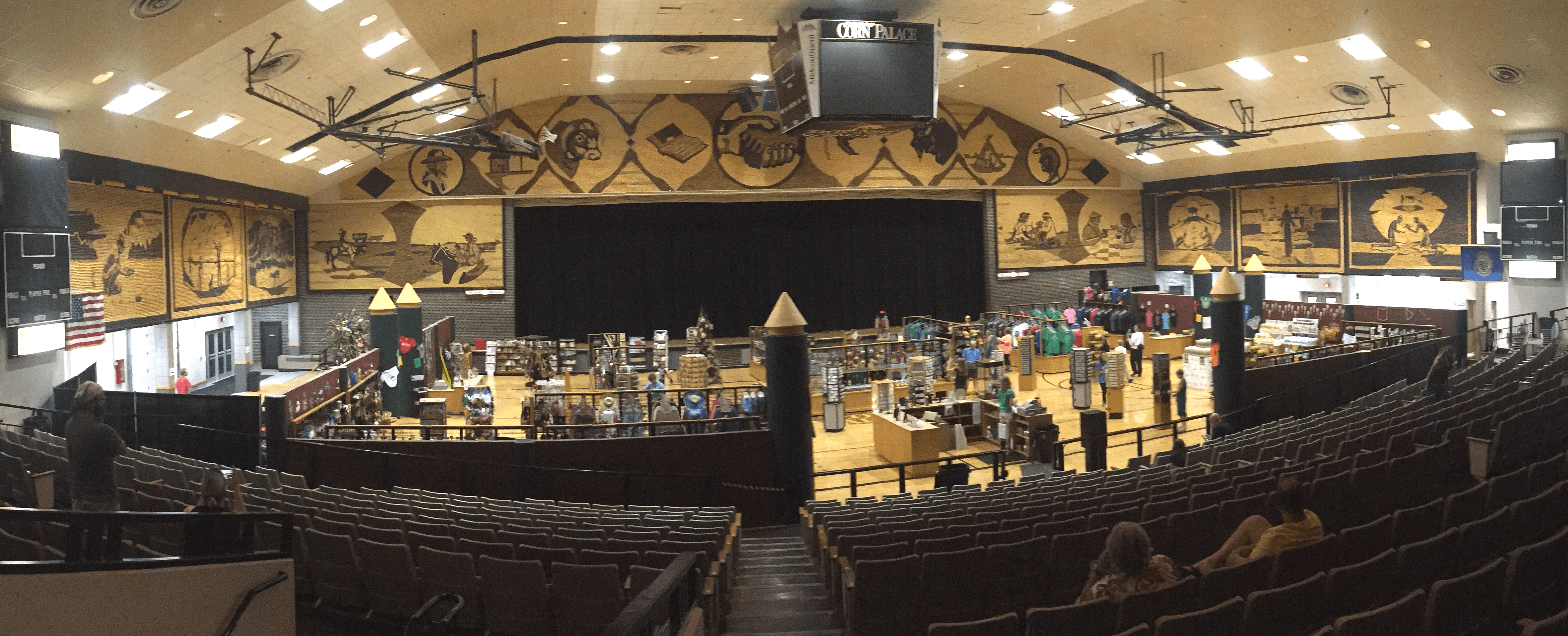 Corn Palace Arena