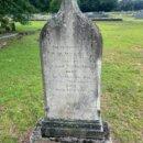 The Whisky Bottle Gravestone