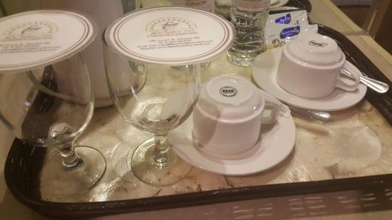 Beware Hotel In-Room Drinking Glasses & Cups