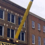 Not the World's Largest Pencil