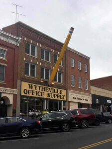 Wytheville Office Supply - The Big Pencil