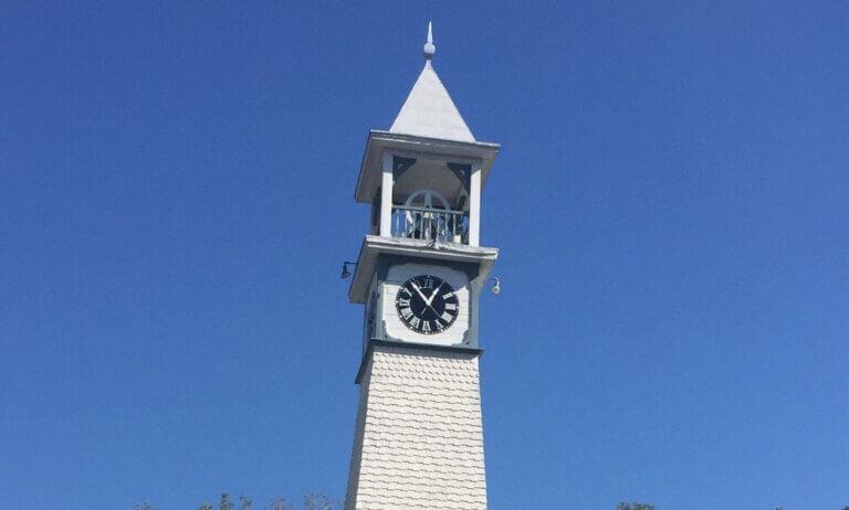 Gap Town Clock